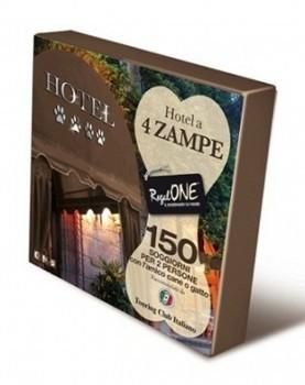 Cofanetto RegalONE Hotel a 4 Zampe :150 soggiorni per due persone ...