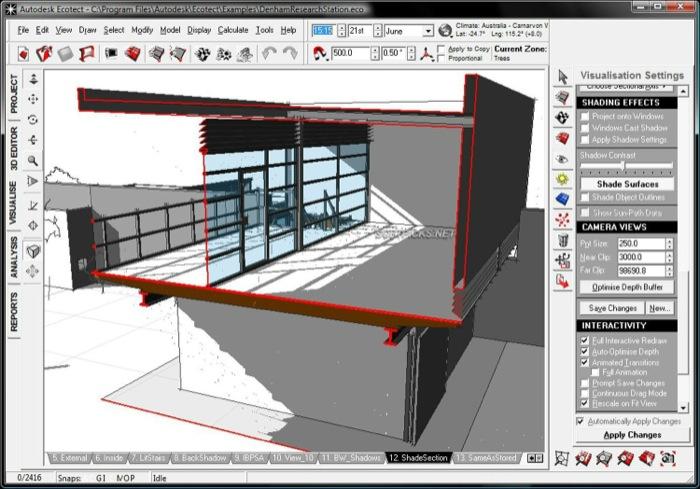 autodesk utilizza le proprie soluzioni software per ForProgettare Le Proprie Planimetrie