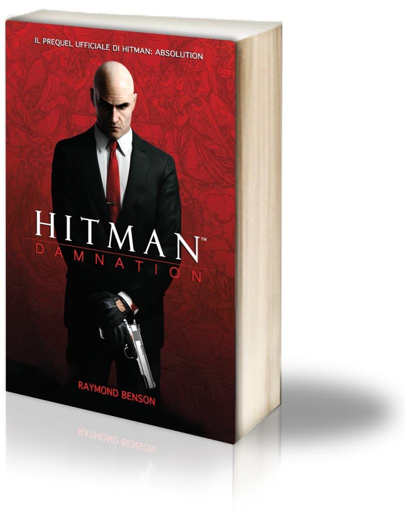 Hitman Damnation di Raymond Benson