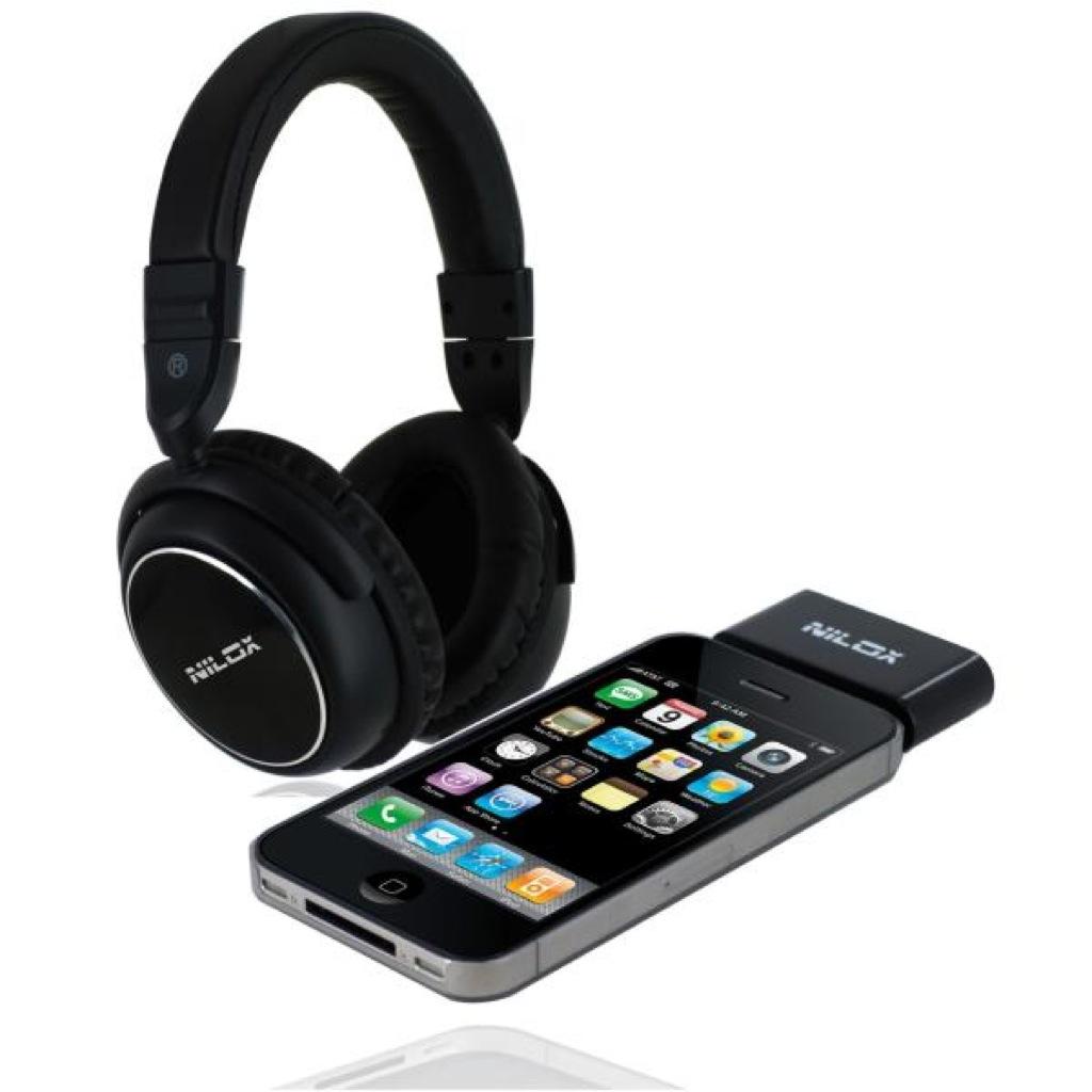 Nilox J27-GOHD: cuffie wireless con microfono incorporato