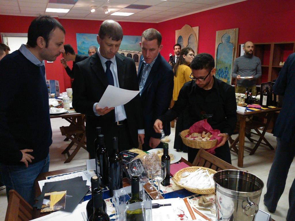 Le eccellenze agroalimentari italiane conquistano i buyer irlandesi grazie alla FIBI