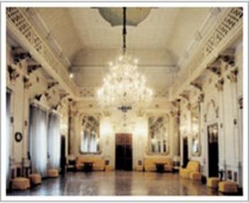 Il grand tour di haier continua arte e tecnologia a for Giardino e palazzo giusti