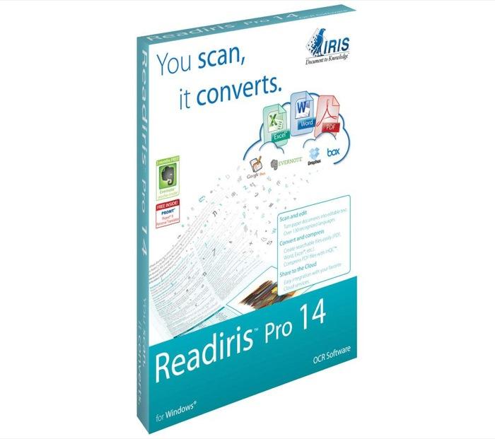 I.R.I.S. presenta una nuovissima versione del suo software OCR di punta: Readiris 14