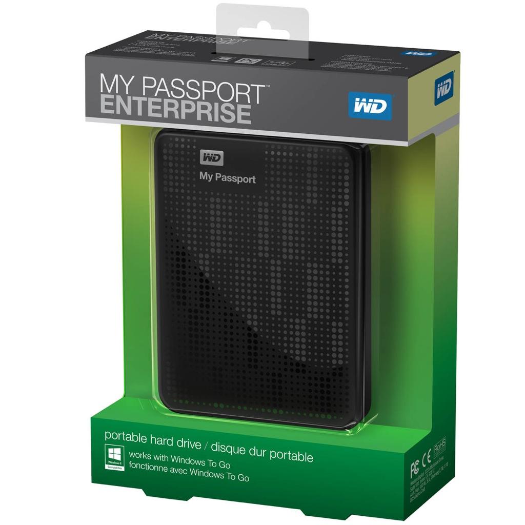 Windows 8 diventa mobile con i nuovi hard disk portatili di WD