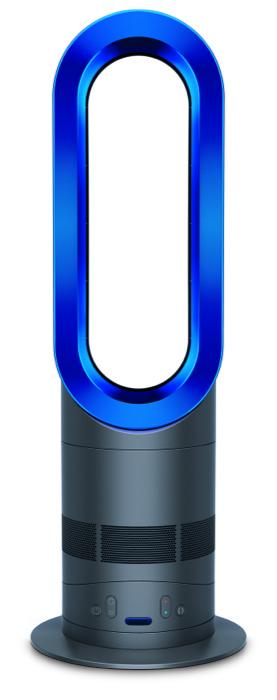 Dyson Hot: Getto di calore a lungo raggio,  per un rapido riscaldamento degli ambienti