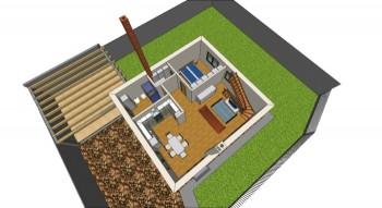 Blm domus divisione gruppo bevilacqua d il via al for Programma di costruzione per la costruzione di una casa