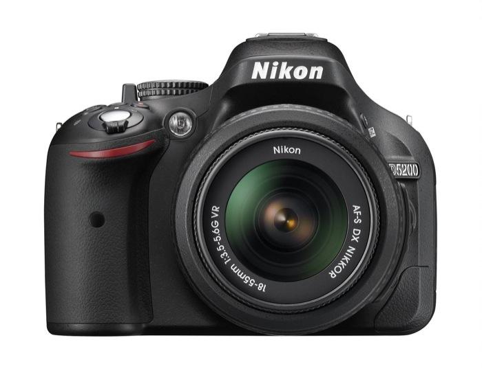 Nikon D5200: I AM YOUR CREATIVE EYE
