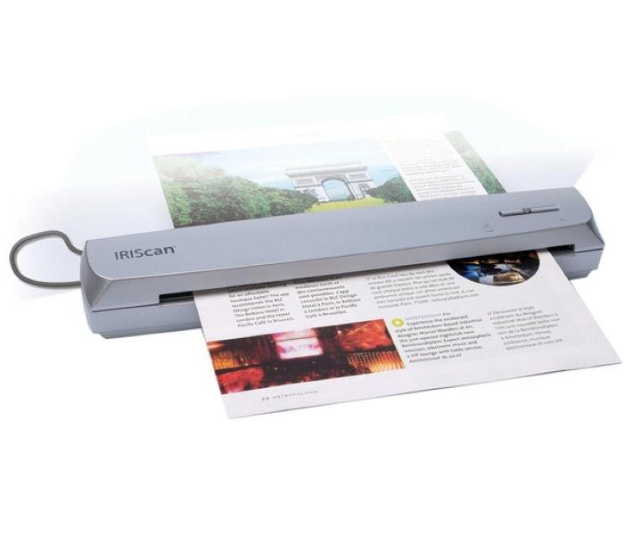 In ufficio o fuori sede, scannerizzate e inviate i documenti direttamente nel Cloud con IRIScan 3