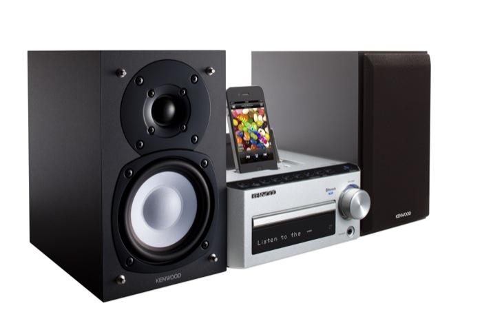 Kenwood presenta il nuovo sistema Micro K-531, una rivoluzione high tech per vivere da casa il più alto livello di musica digitale