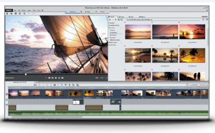 Realizzare slideshow personalizzati: arriva il nuovo MAGIX Foto su DVD 2013 Deluxe