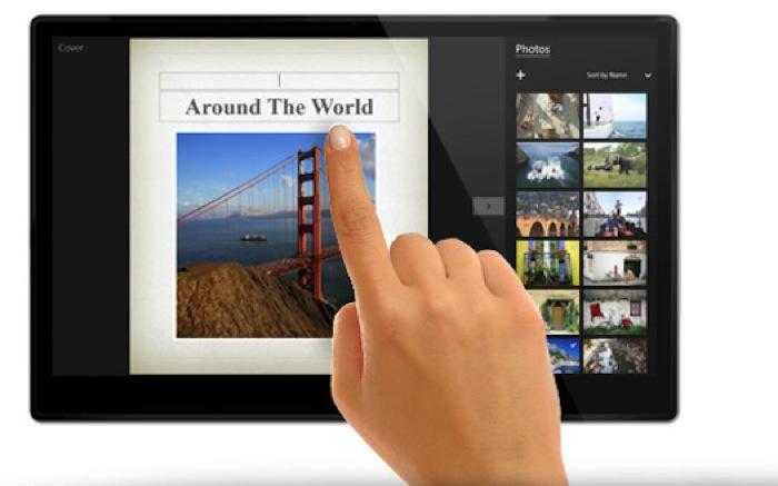 Corel lancia Roxio MediaBook per Windows 8 per creare ebook multimediali interattivi