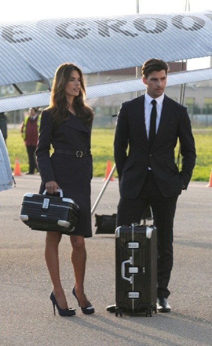 RIMOWA in 'The Luggage With The Grooves'