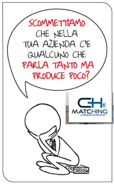 Matching 2012 – Prima Posizione Srl: scopri il gusto del tuo successo online
