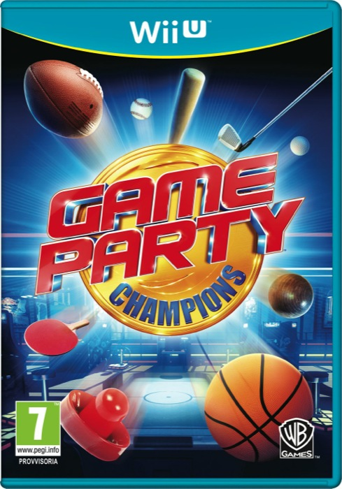 WBIE News: disponibile Game Party Champions per Wii U