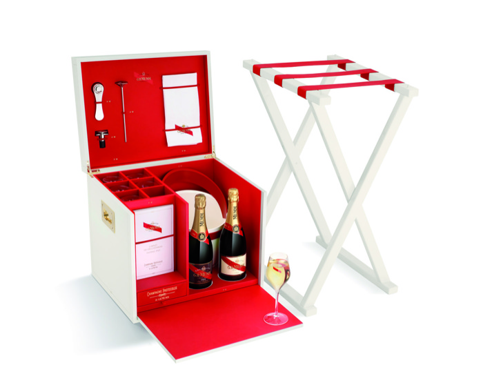 G.H. Mumm Protocoles Deluxe Coffret Limited Edition