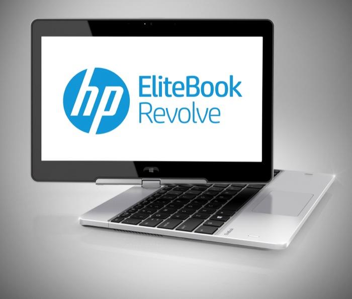 HP amplia la gamma di tablet aziendali con EliteBook Revolve
