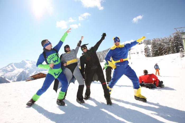 Snowbombing Festival dal 1 al 6 Aprile 2013 a MAYRHOFEN, AUSTRIA