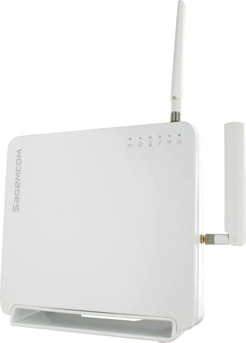 Sagemcom, leader sul mercato europeo della banda larga, ha presentato il nuovo F@ST 3965 Air Home Gateway con modem LTE integrato