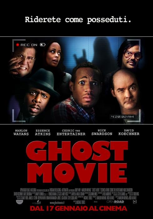 GHOST MOVIE: prima clip in italiano!