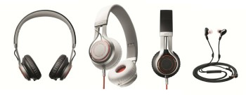 Jabra New Music Series - Jabra Revo wireless, Jabra Revo corded, Jabra Vox