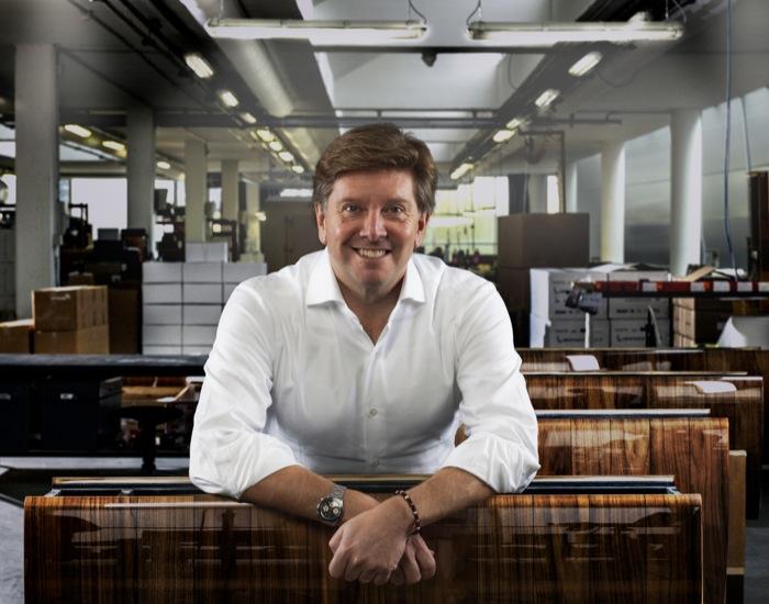 Mauro Grange, AD Sonus Faber e Fine Sounds Group, sceglie MPI Electronics quale distributore italiano di Sonus faber