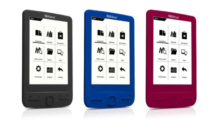 """E' finalmente arrivato TrekStor Pyrus MINI: il nuovo eBook Reader piccolo, leggero e tascabile…perché la cultura non deve mai essere un """"peso""""!"""