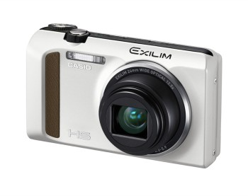 CASIO EXILIM ZR400 white 2