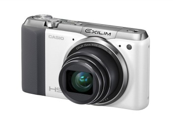 CASIO EXILIM ZR700 white 2
