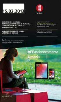INVITO - conferenza stampa Regione Umbria 15 febbraio ore 11.00