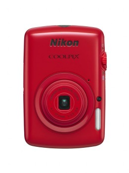 Nikon Coolpix S01_RD_front_lo