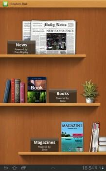 Samsung Readers Hub - b