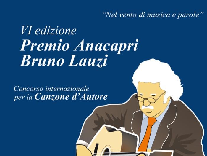 Anacapri, parte la VI Edizione del Premio Lauzi