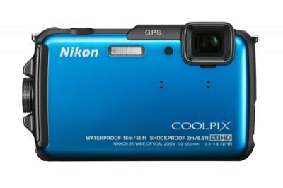 Nikon AW110_BL