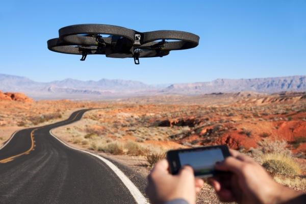 "Parrot AR.Drone 2.0, ""Built for the elements"" Il film"