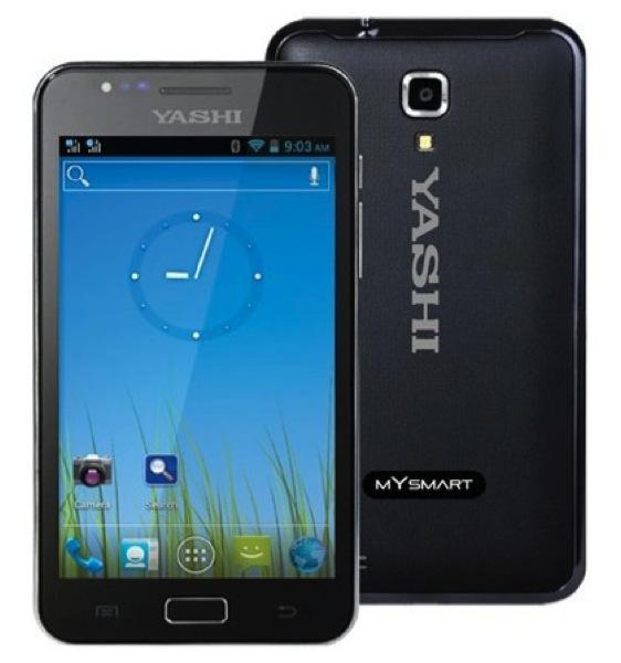 Yashi DS 5.0 Dual Sim, lo smartphone trendy dalle elevate prestazioni. Android 4.1, Display da 5.08″ e batteria supplementare rendono questo dispositivo un Top di Gamma