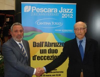 Cantina Tollo rinnova il sostegno al Pescara Jazz Festival