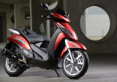 """E' arrivato il nuovo Peugeot Geopolis300 """"Il design a un livello superiore"""""""