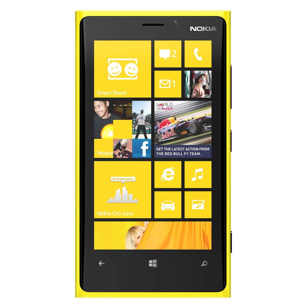 Il Nokia Lumia 920 e il Nokia Lumia 820 in Italia da metà novembre