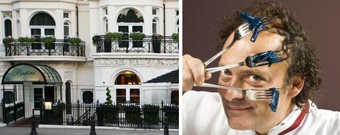 MORENO AT BAGLIONI: il ristorante londinese di Moreno Cedroni apre al Baglioni Hotel London