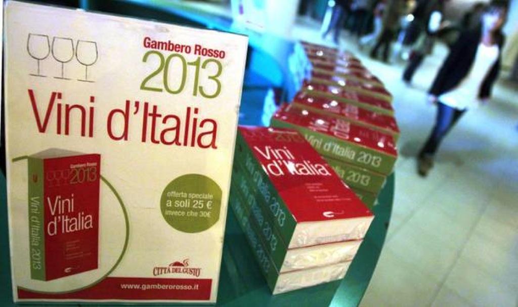 Vini d'Italia 2013: 26ma edizione, 2.350 produttori, 20.000 vini recensiti, ben 47 nuove cantine nel club dei Tre Bicchieri con un formato nuovo e più maneggevole