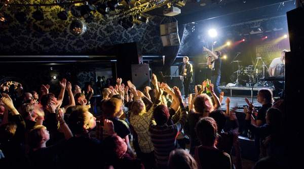 The European Music Conference and Showcase Festival 