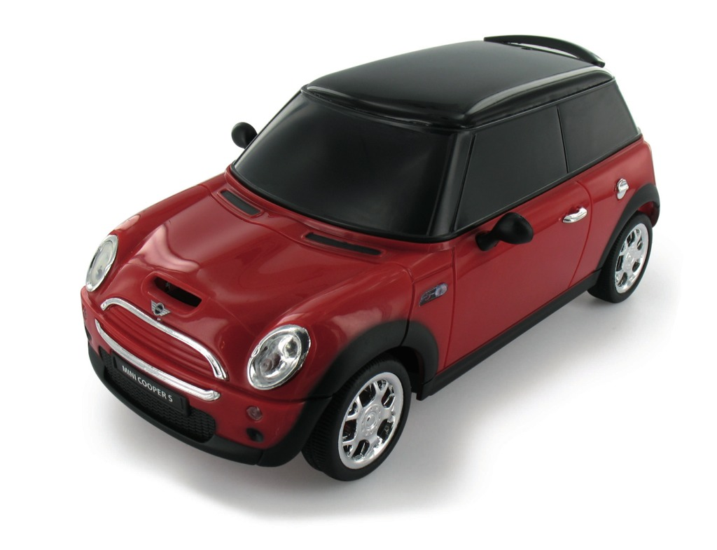La Mini Cooper di BeeWi ora è disponibile anche per iPhone, iPod e iPad!