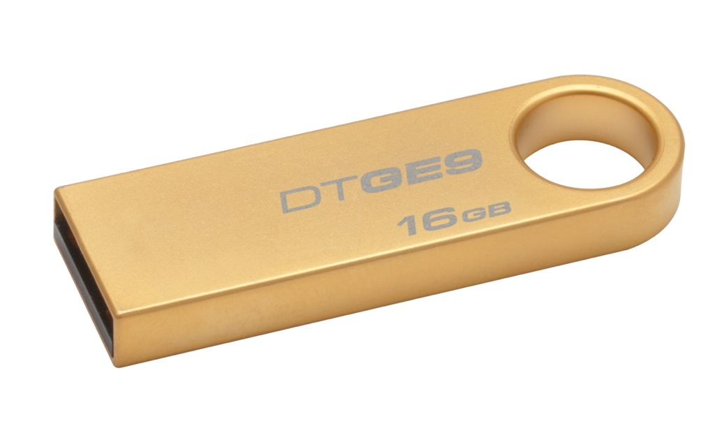 DataTraveler GE9: una chiavetta USB con stile