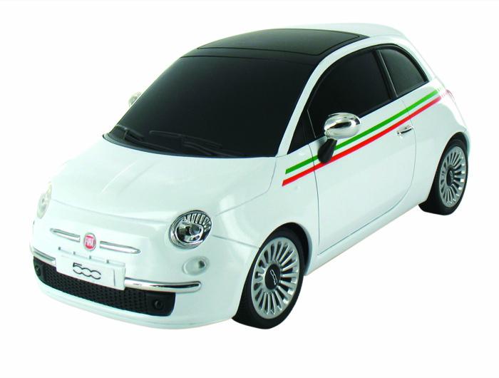 BeeWi presenta Fiat 500: la nuova auto telecomandabile