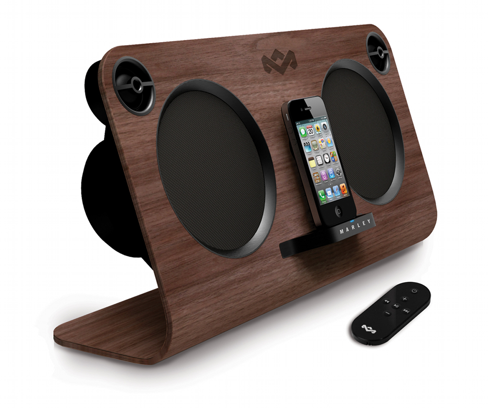 The House of Marley presenta Get Up Stand Up, il nuovo elegante Sound System per la casa