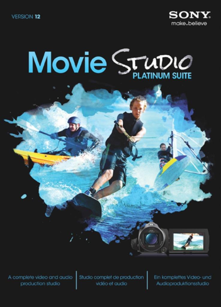 Sony announces new home studio software upgrades to Movie Studio Platinum 12 and Acid Music Studio 9