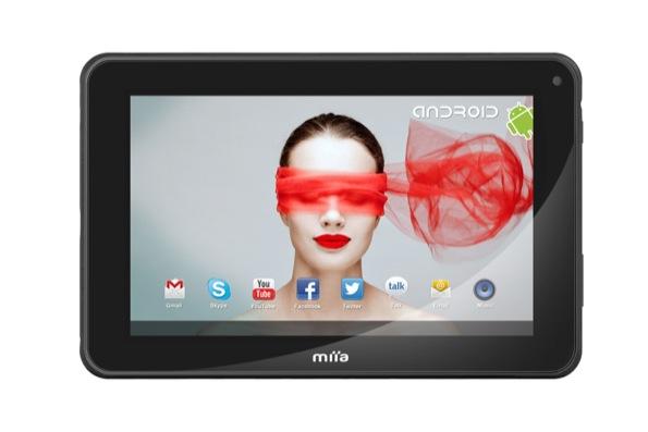 Miia Touch TAB7: the italian tablet