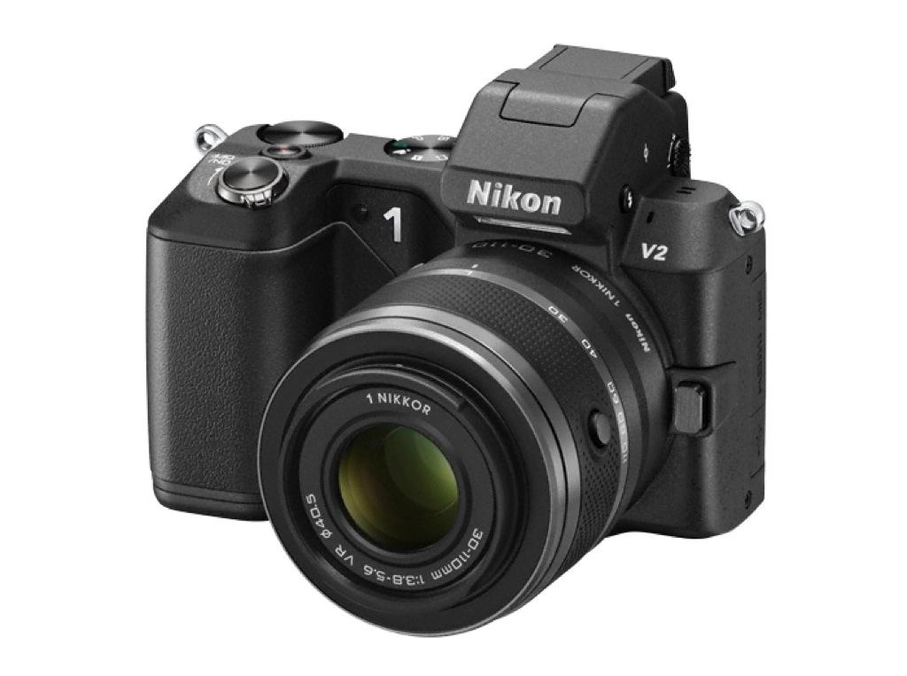 Nikon 1 V2: a tutta velocità nel futuro