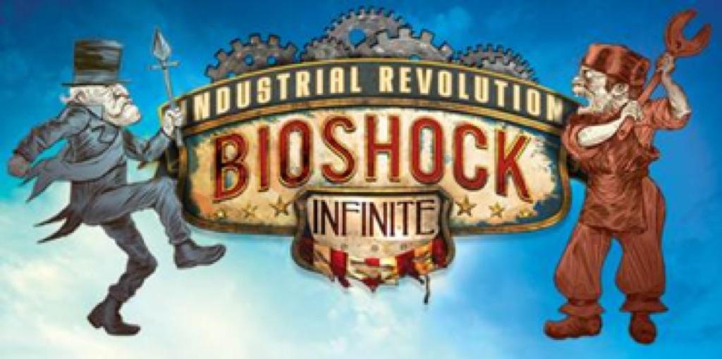 BioShock Infinite – Beast of America trailer / BioShock Infinite: Industrial Revolution