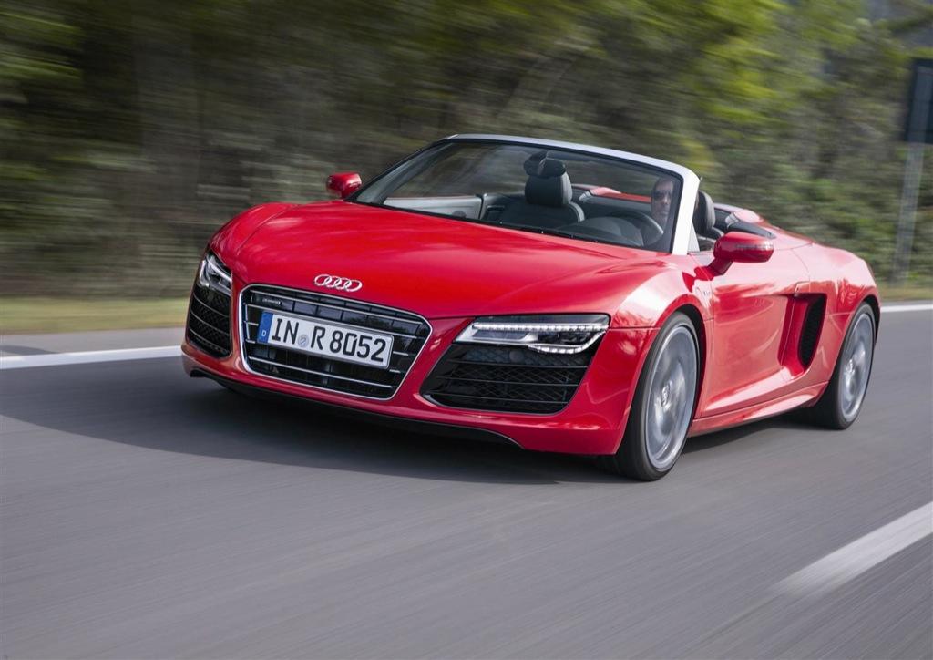 Audi R8 Coupé e Spyder: la supersportiva della gamma è ancora più entusiasmante